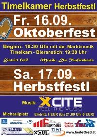 Oktoberfest Timelkam@Michaeliplatz