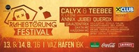 Ruhestörung Festival 2016@Hafen