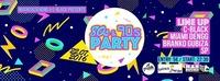 Musikerziehung & C-Black presents 80s & 90s Party 22.07.2016 @Salzach-Insel-Bar@Salzach-Insel Bar