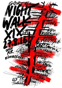 Gürtel Nightwalk XIX@Café Carina