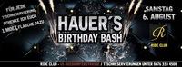 Hauer´s Birthday Bash@Ride Club