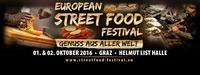 European Street Food Festival - Graz@Helmut-List-Halle