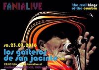 Los Gaiteros de San Jacinto live im fanialive@Fania Live