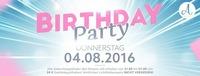 Birthay-Party@A-Danceclub
