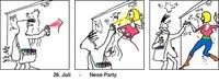 Tuesday4Club - Neon Party@U4