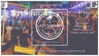 Klangboutique - The Lazy Summer Afterwork@Pratersauna