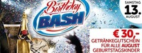 ◭◭ Birthday BASH ◮◮@MAX Disco