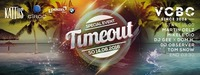 Timeout / Special Event / 14.08.2016 / VCBC@Vienna City Beach Club
