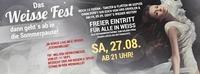 Das Weisse Fest im Gspusi, dann kurze Sommerpause!@G'spusi - dein Tanz & Flirtlokal
