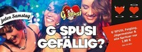 G`spusi GEFäLLIG!? Das Lokal mit Stimmungsgarantie! :D@G'spusi - dein Tanz & Flirtlokal