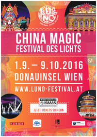 Luno Festival - China Magic - Festival des Lichts
