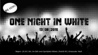 One Night in White@SC Kittsee Sportplatz