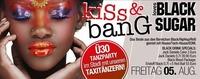 Kiss & Bang Loves Black Sugar@Bollwerk Klagenfurt