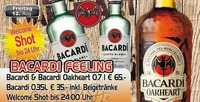 Bacardi Feeling!@Partymaus
