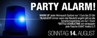 PARTY Alarm!@Almrausch Weiz