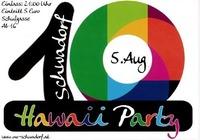 Hawaii - Party@Schulgasse Schwadorf