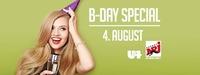 B-Day Special@U4