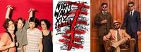 B72 // Gürtel Nightwalk XIX // LIVE: GIN GA + Gospel Dating Service@B72