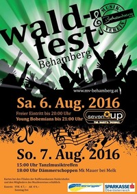 Waldfest@Hafnerwald
