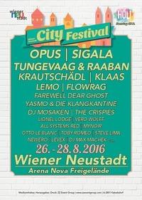 City Festival 2016@Arena Nova