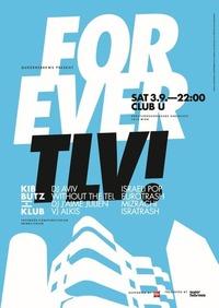 KIBBUTZ KLUB: ForeverTLV!@Club-U