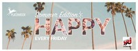 HAPPY - every Friday - August@Platzhirsch