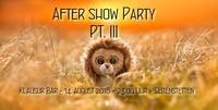 After-Show-Party Pt. 3 @Klausur Bar@Klausur Bar