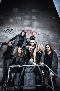 Amaranthe at Simm City@Simm City