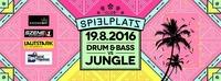Drum&Bass vs. Jungle //Summer Edition@Club Spielplatz