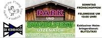 Park & Stadlfest Utzenaich@Utzenaich