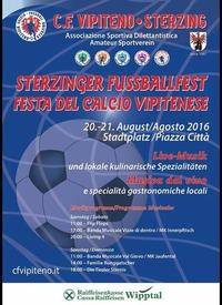 Sterzinger Fussballfest - Festa del calcio vipitenese !!!@Sterzing
