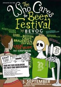 WhoCaresForBeer Festival BEVOG