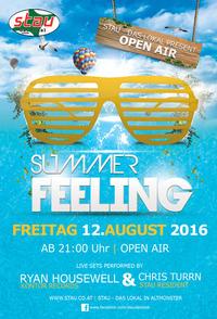 Summerfeeling @ STAU - Das Lokal@Stau - Das Lokal