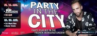 Fr 19.8 & Sa 20.8 PARTY in the City@REMEMBAR