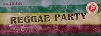 Reggae Party@Jederzeit Club Lounge