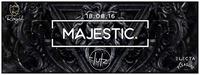 Majestic. / 18.08 / lutz - der club@lutz - der club