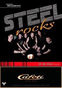 Steel Rocks @Höflichkeiten 2016@Cafeti Club