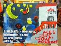 6 Jahre Coitus – und Schluss: Abschiedskonzert@Café Carina