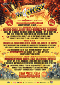 FM4 Frequency Festival 2016@VAZ St.Pölten