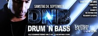 DRUM `N BASS by Tantrum Desire@Excalibur