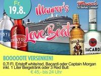 Maurer's Love Boat@Maurer´s