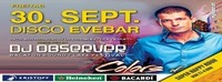 DJ Observer@Discothek Evebar