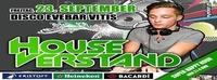 DJ HOUSE Verstand@Discothek Evebar