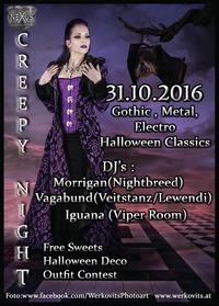 Creepy Night - Halloween Party@Viper Room