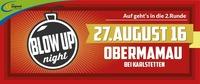 BLOW UP NIGHT 2016@Seeböckhalle