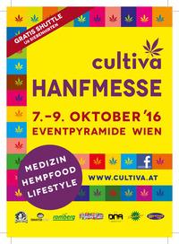 Cultiva Hanfmesse und Kongress - Tag 1@Eventhotel Pyramide
