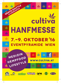Cultiva Hanfmesse und Kongress - Tag 3@Eventhotel Pyramide