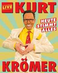 Kurt Krömer - Heute stimmt alles - Tour 2016 WIEN PREMIERE@Stadtsaal Wien
