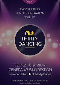 Club Thirty Dancing@generalmusikdirektion