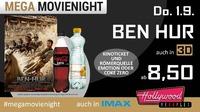 Mega Movienight: Ben Hur@Hollywood Megaplex
